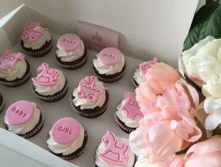 Baby Shower Cupcakes Cupcake Toppers