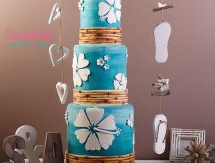 Beach Same sex gay Wedding Cakes Melbourne