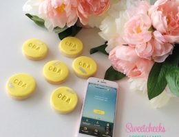 Corporate cookies for CBA Commonwealth Bank App launch shipped Australia wide
