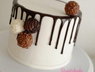 Custom_Chocolate_Drip_Cake