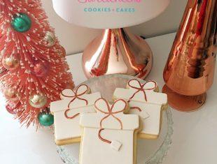 Custom Cookies shipped Australia Wide