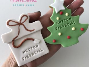 Christmas Corporate Cookies