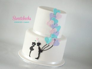 Same sex gay Engagement Cakes in Melbourne