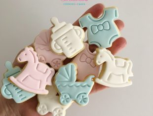 Mini-Baby-Shower-Custom-Cookies-Melbourne