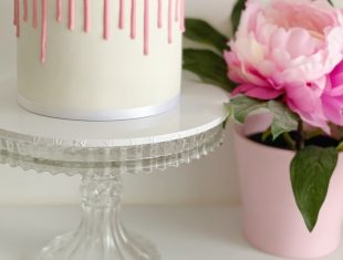 Custom_Pink_Drip_Birthday_Baby_Shower_Cake
