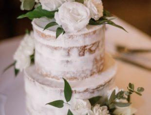 Semi-Naked-Wedding-Cake-Melbourne-Mornington-Peninsula