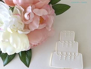Same sex gay Wedding Cake Cookie Favours shipped Australia wide