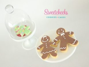 Christmas Cookies Gingerbread People