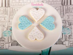 Tiffany & Co Corporate Cookies. Cookie artist to Tiffany & Co Australia