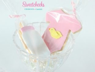 baby Shower Cookies | Baby Shower Basket