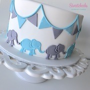 Baby Shower Cakes Melbourne