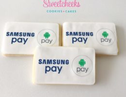 Custom Corporate Logo Branded Cookies Australia Melbourne Sydney Perth Adelaide Canberra Brisbane