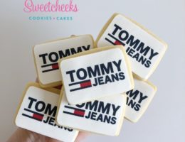 Tommy Hilfiger Logo Cookies Tommy Jeans VIP Event Shipped Australia Wide